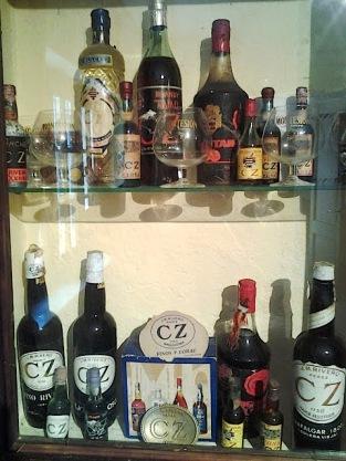 sherry history