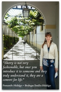 sherry quote
