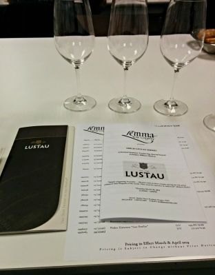 Lustau Seminar