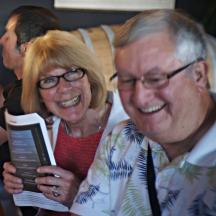 My proud parents