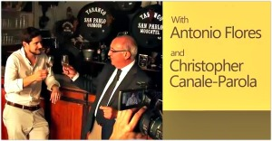 Christopher + Antonio