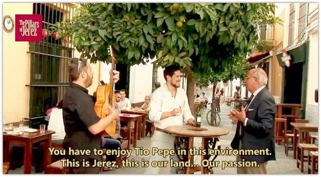 Tio Pepe Jerez