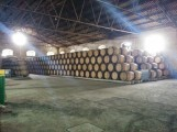 soon to be whiskey barrels