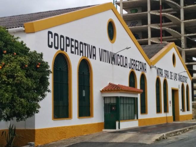 La Cooperativa Vitivinícola Ntra. Sra. de las Angustias COVIJEREZ