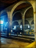 carriages + arches