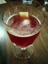 Artist's cocktail